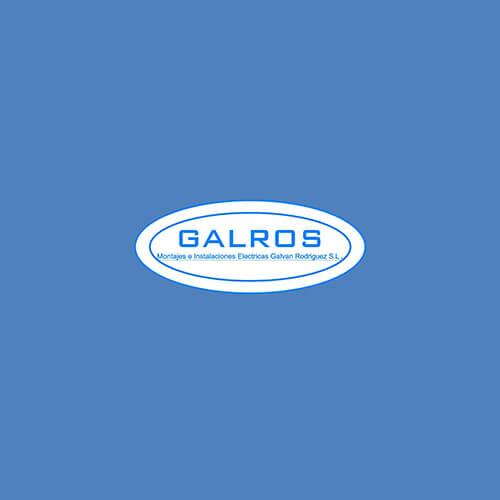 GALROS - Montajes e Instalaciones Eléctricas Galván Rodríguez