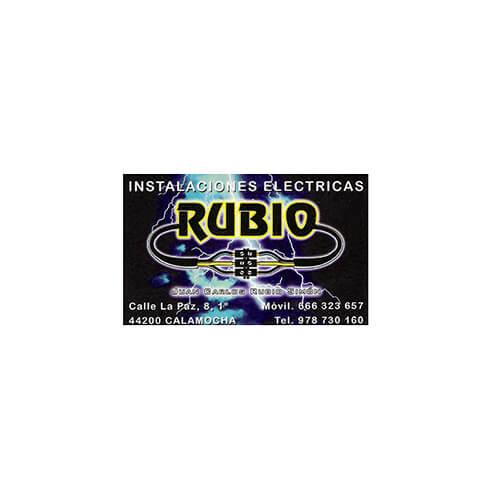 Rubio - Instalaciones eléctricas