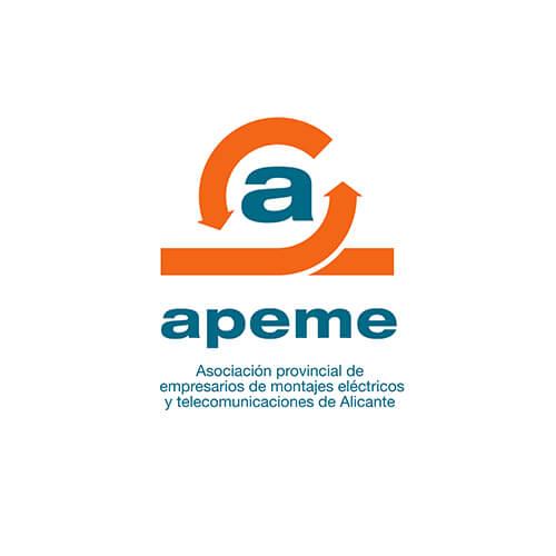 APEME - Asociación Provincial de Empresarios de Montajes Eléctricos y Telecomunicaciones de Alicante